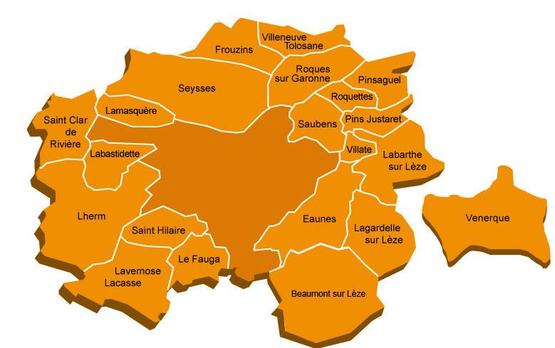 carte correspondant